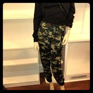 Army Fatigue Joggers